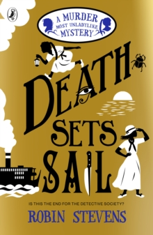 Death sets sail - Stevens, Robin