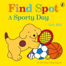 Find Spot  : a sporty day - Hill, Eric