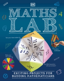 Image for Maths lab  : exciting projects for budding mathematicians