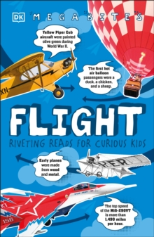 Image for Flight  : riveting reads for curious kids