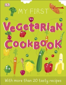 Image for My First Vegetarian Cookbook