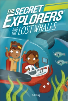 Image for The Secret Explorers and the lost whales