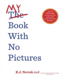 Image for The [crossed out] my book with no pictures