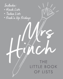 Image for Mrs Hinch  : the little book of lists