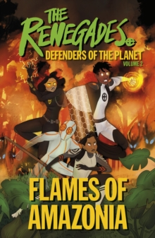Flames of Amazonia - Brown, Jeremy