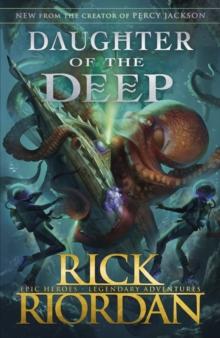 Daughter of the deep - Riordan, Rick