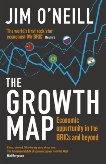 Image for The growth map  : economic opportunity in the BRICs and beyond