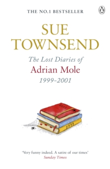 Image for The lost diaries of Adrian Mole, 1999-2001