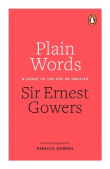 Image for Plain words