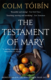 Image for The testament of Mary