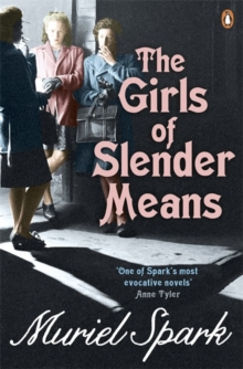 Image for The girls of slender means