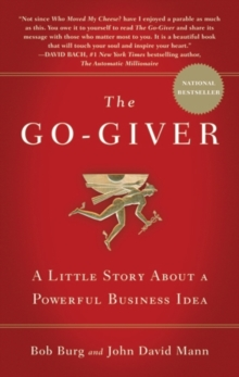 Image for The go-giver  : a little story about a powerful business idea