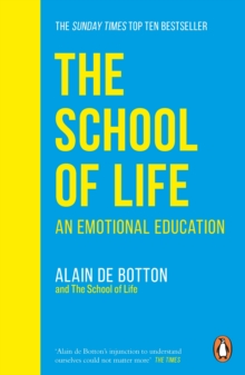 Image for The School of Life  : an emotional education