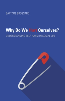 Image for Why Do We Hurt Ourselves?: Understanding Self-harm in Social Life