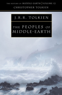 Image for The peoples of Middle-earth
