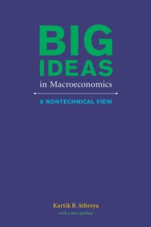 Image for Big ideas in macroeconomics  : a nontechnical view