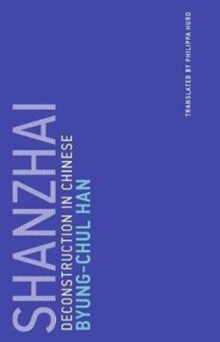 Image for Shanzhai  : deconstruction in Chinese
