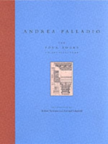 Image for The four books on architecture