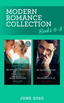 Image for Modern Romance June 2020 Books 5-8