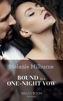 Image for Bound by a one-night vow