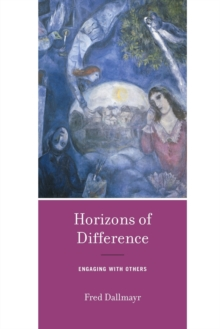 Image for Horizons of Difference : Engaging with Others