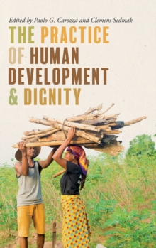Image for The Practice of Human Development and Dignity