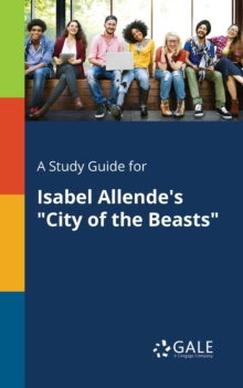 Image for A Study Guide for Isabel Allende's City of the Beasts