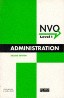 Administration Nvq Level One