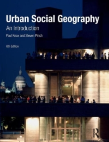 Image for Urban social geography  : an introduction