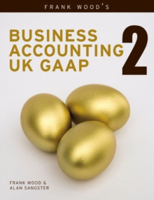 Image for Frank Wood's business accounting UK GAAP 2