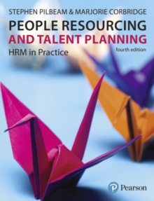 Image for People resourcing and talent planning  : HRM in practice
