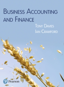 Image for Business accounting and finance