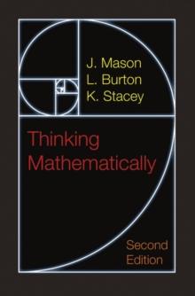 Image for Thinking mathematically