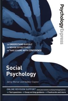 Social psychology - Mercer, Jenny