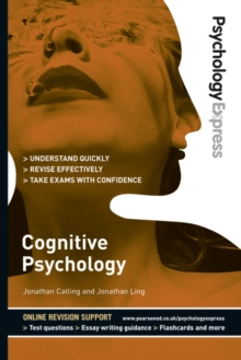 Cognitive psychology - Upton, Dominic