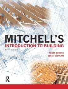 Image for Mitchell's introduction to building