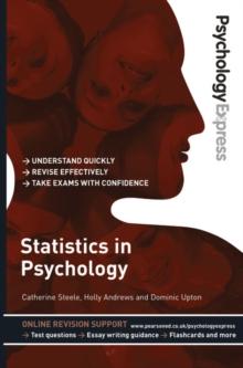 Statistics in psychology - Steele, Catherine