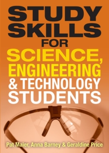 Image for Study skills for science, engineering and technology students