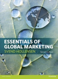 Image for Essentials of global marketing
