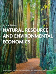 Image for Natural resource and environmental economics.
