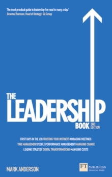 Image for The leadership book