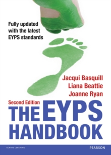Image for The EYPS handbook  : a standard-by-standard guide to the Early Years Professional Status