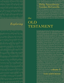 Image for Exploring the Old TestamentVol. 2: History
