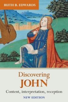 Image for Discovering John : Content, Interpretation, Reception