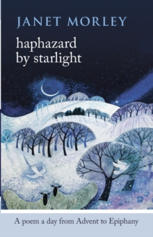 Image for Haphazard by starlight  : a poem a day from Advent to Epiphany
