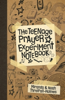 Image for The Teenage Prayer Experiment Notebook