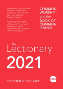 Image for Common worship lectionary 2021