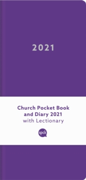 Image for Church Pocket Book and Diary 2021 Purple