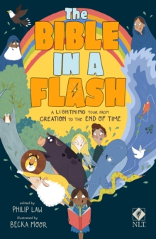 Image for The Bible in a flash  : a lightning tour from creation to the end of time