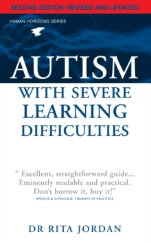 Image for Autism with severe learning difficulties